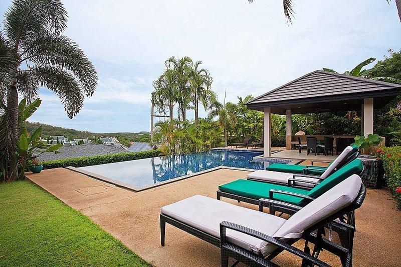 Morakot Villa   6 Bed Modern Pool Villa Near Nai Harn Beach South Phuket - Image 1 - Kata - rentals