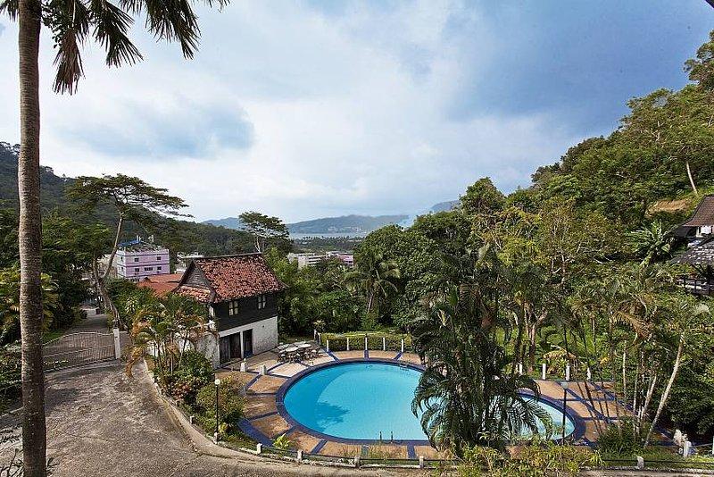 Patong Hill Estate 3 | 3 Bed Pool Villa in Hillside Location Patong Phuket - Image 1 - Karon Beach - rentals