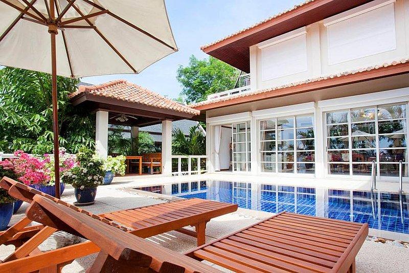 Stunning 2 bed villa near Kata Beach - Image 1 - Kata - rentals
