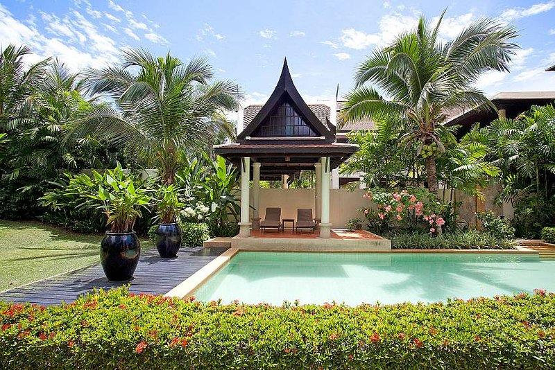 Maan Tawan | 4 Bed Villa Near Layan Beach in Bang Tao West Phuket - Image 1 - Bang Tao Beach - rentals