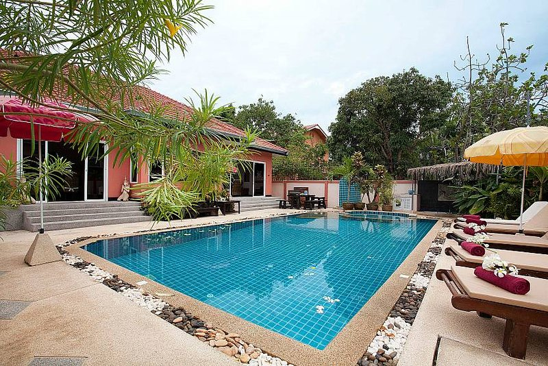 Special offer - 10% off until June 30th 2017, contact host - Baan Kinaree | 5 - Image 1 - Jomtien Beach - rentals