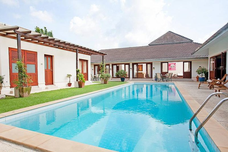 Red Mountain Villa | 4 Bed Pool House in Kathu Central Phuket - Image 1 - Kathu - rentals