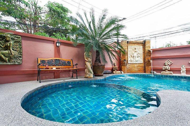 Baan Nomella | 4 Bed Villa with Large Pool and Jacuzzi in Jomtien Pattaya - Image 1 - Jomtien Beach - rentals