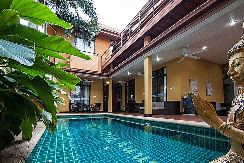 Sunny Villa | 4 Bed Property with Private Pool in Jomtien South Pattaya - Image 1 - Jomtien Beach - rentals