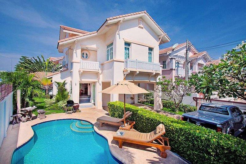 Jomtien Ascension A | 3 Bed Pool Villa Near Jomtien Beach Pattaya - Image 1 - Jomtien Beach - rentals