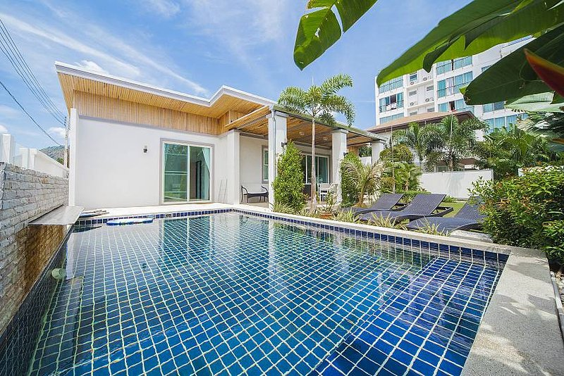 Villa Juliet | 2 Bed Property with Private Pool in Kamala West Phuket - Image 1 - Kamala - rentals