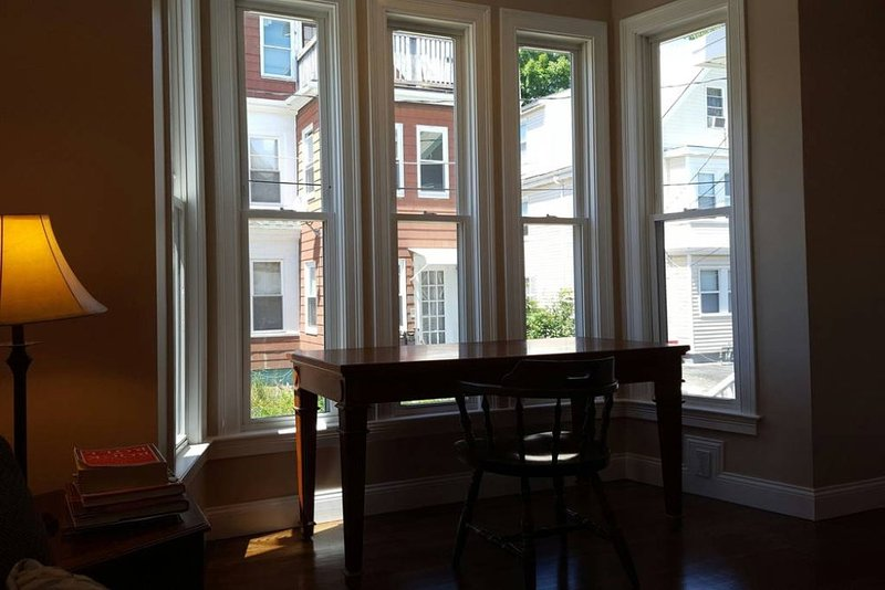 Furnished 2-Bedroom Apartment at Broad St & N Main St South Boston - Image 1 - South Boston - rentals