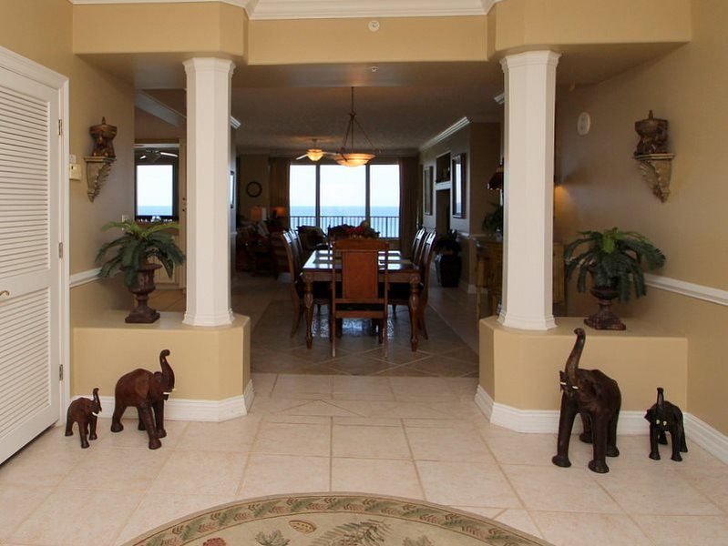 Relax in the MOST SPACIOUS 3 Bedroom, 3 Full Bath Unit on the Beach at Hidden Dunes - Image 1 - Thomas Drive - rentals