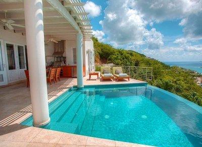 Beautiful 2 Bedroom Villa in St. Thomas - Image 1 - Saint Thomas - rentals