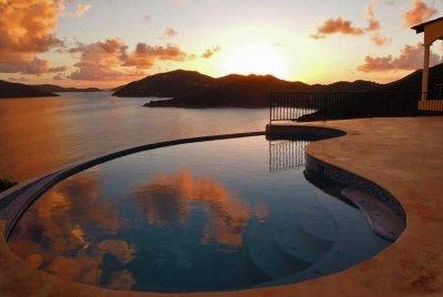Sensational 5 Bedroom Villa on Tortola - Image 1 - Road Town - rentals