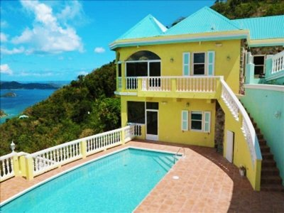 Lovely 3 Bedroom Villa in Coral Bay - Image 1 - Coral Bay - rentals