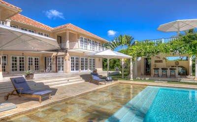 Extraordinary 9 Bedroom Villa in Arrecife - Image 1 - Punta Cana - rentals