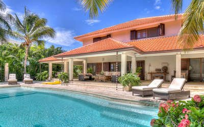 Lovely 4 Bedroom Villa in Tortuga Bay - Image 1 - Punta Cana - rentals