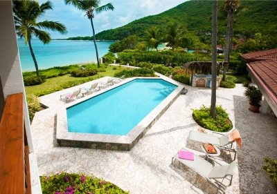 Amazing 6 Bedroom Villa on Mahoe Bay - Image 1 - Virgin Gorda - rentals