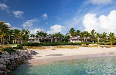 Magnificent 4 bedroom Villa in Jumby Bay - Image 1 - Saint George - rentals
