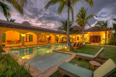 Sensational 4 Bedroom Villa in Arrecife - Image 1 - Punta Cana - rentals