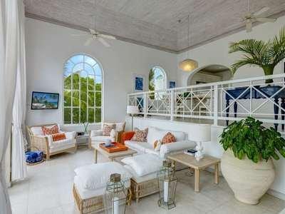 Delightful 3 Bedroom Villa in Royal Westmoreland - Image 1 - Saint James - rentals