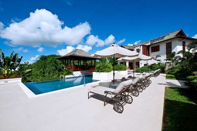 Gorgeous 4 Bedroom Villa in Sandy Lane - Image 1 - Holetown - rentals