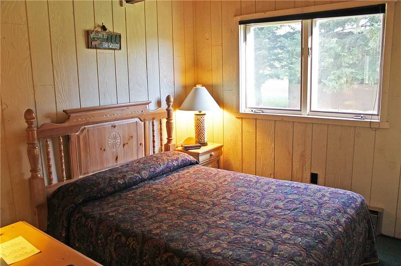 Located at Base of Powderhorn Mtn in the Western Upper Peninsula, A Comfy Duplex with Shared Outdoor Hot Tub & Great View of Ski Hill - Image 1 - Ironwood - rentals