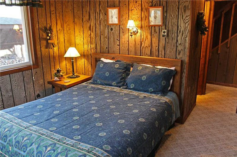 Located at Base of Powderhorn Mtn in the Western Upper Peninsula, A Cozy Trailside Duplex with Large Brick Fireplace & Allows Dogs - Image 1 - Bessemer - rentals