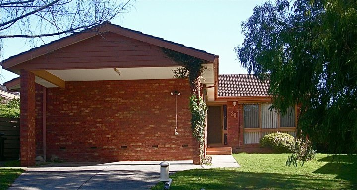 Pine Hill Front - East Doncaster Pine Hill Accommodation Pine Hill Short Stay - Wonga Park - rentals