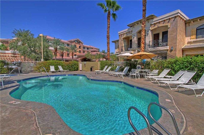 Casitas Las Rosas (Q0604)-Close to the Pool and Spa-Ground Level - Image 1 - La Quinta - rentals