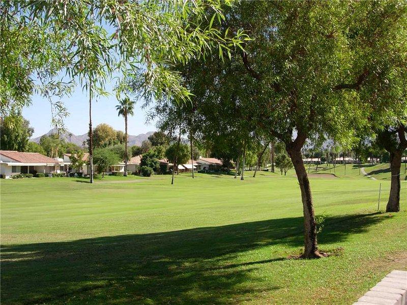 Located on the 5th Fariway! Rancho Las Palmas CC (R3L33) - Image 1 - Rancho Mirage - rentals
