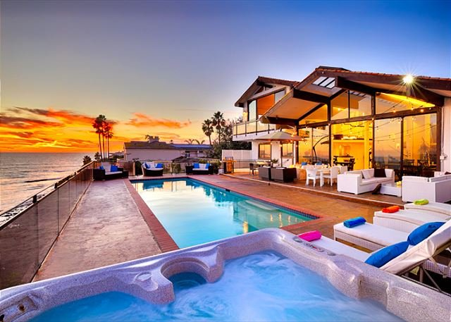 Welcome to Oceanfront Escape!  - Magnificent Oceanfront Home with private pool and spa - La Jolla - rentals