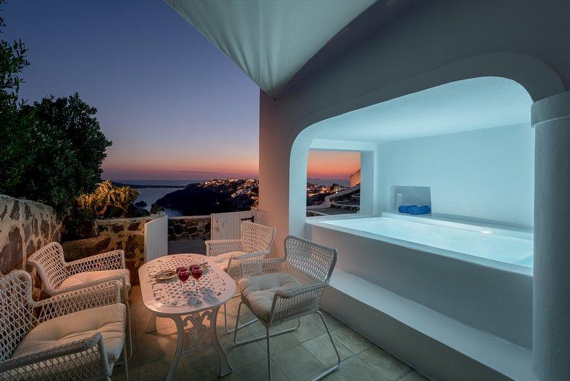 White Linen Collection Villa I - Gv - a unique Santorini property  has - Image 1 - Santorini - rentals