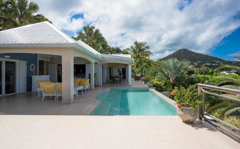 Villa Maracuja - Image 1 - Saint Barthelemy - rentals