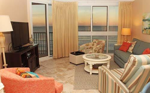 Building - Pinnacle - 405 - North Myrtle Beach - rentals