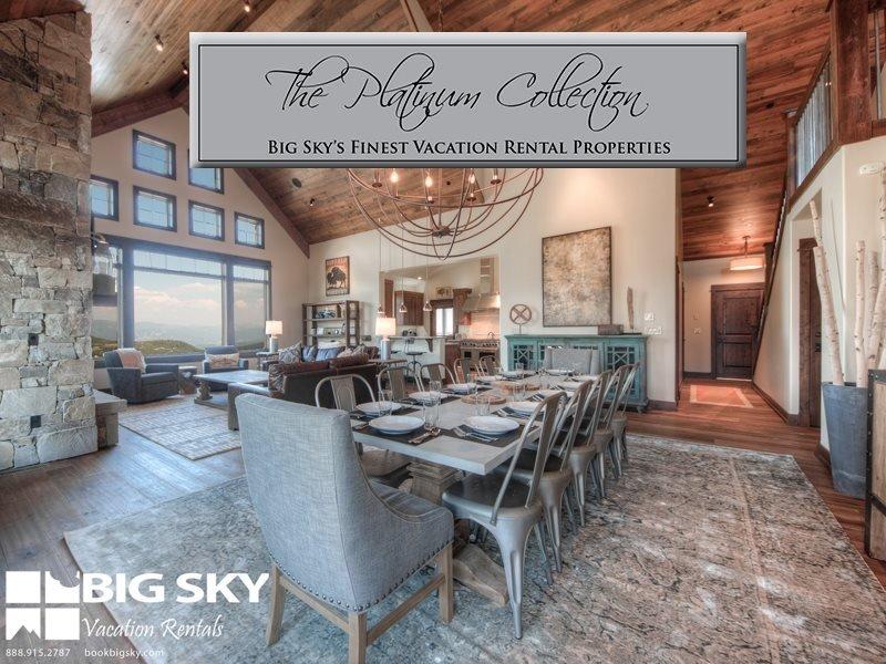 Big Sky Moonlight Basin | Cowboy Heaven Luxury Suite 7C - Image 1 - United States - rentals