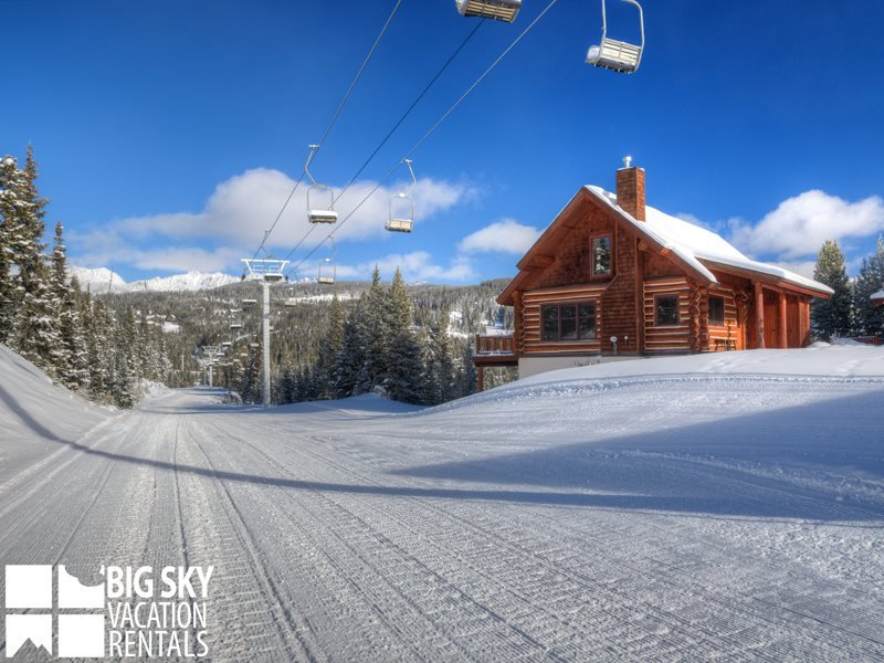 Big Sky Resort | Powder Ridge Cabin 9D Red Cloud - Image 1 - Big Sky - rentals
