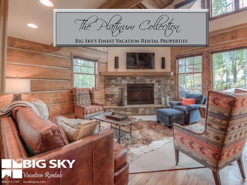 Big Sky Resort | Powder Ridge Cabin 9 Oglala - Image 1 - Big Sky - rentals