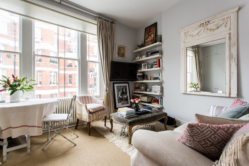 onefinestay - Moscow Road IV private home - Image 1 - London - rentals