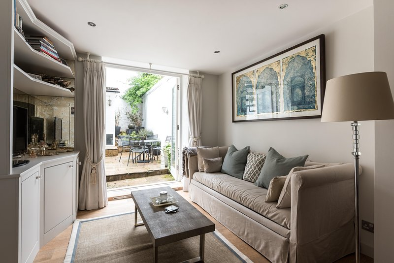 onefinestay - Roland Gardens IV private home - Image 1 - London - rentals