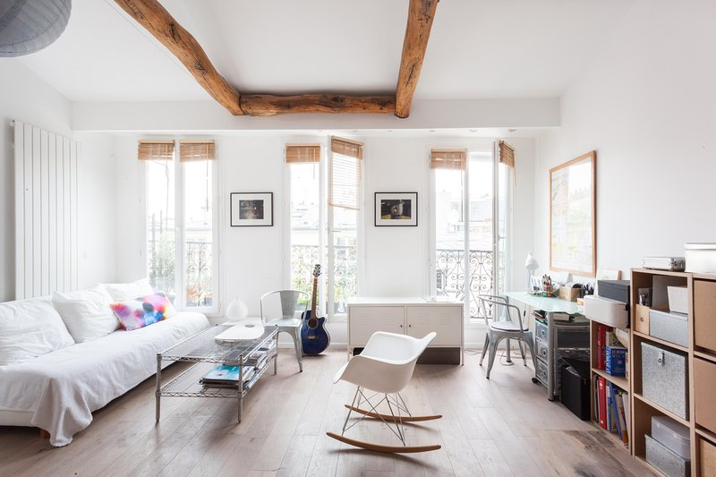 onefinestay - Rue Aristide Bruant II private home - Image 1 - Paris - rentals