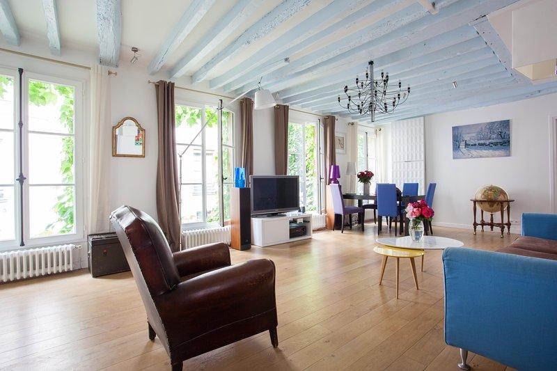 onefinestay - Rue de Sévigné II private home - Image 1 - Paris - rentals