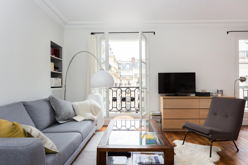 onefinestay - Rue de Tocqueville III private home - Image 1 - Paris - rentals