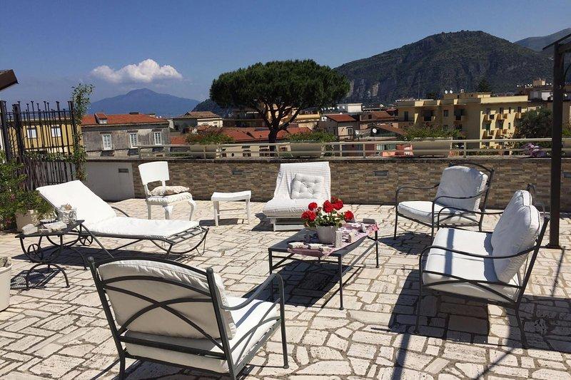 Penthouse Margherita - Image 1 - Sant'Agnello - rentals