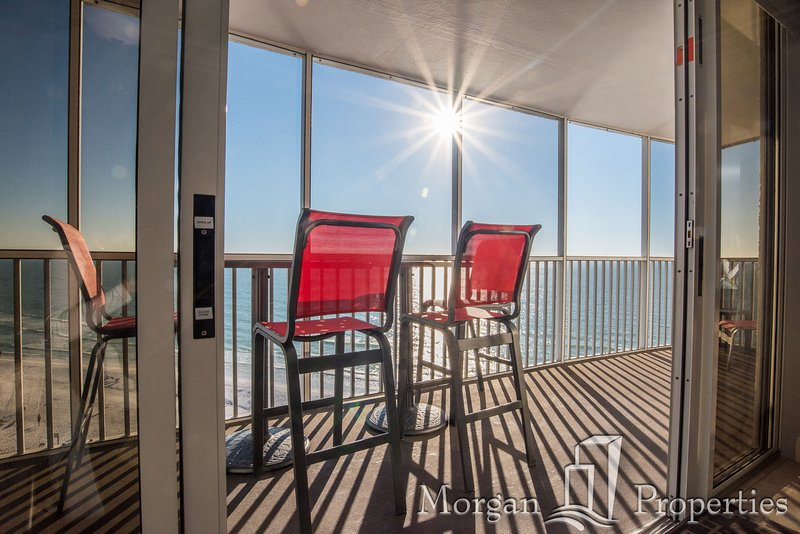 Morgan Properties - Crystal Sands 1002 - Renovated 2 Bed / 2 Bath - Ocean-front - Image 1 - Siesta Key - rentals