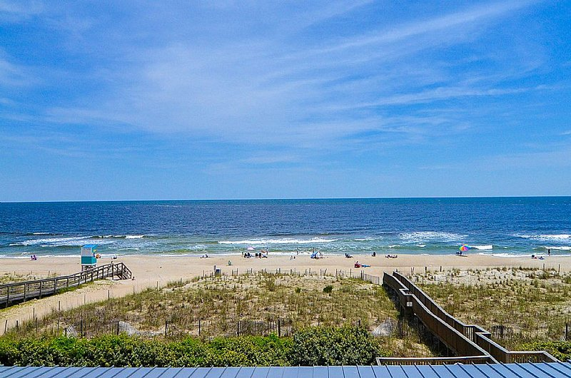 YOUR VIEW - Pelican Watch 302 Oceanfront- 2 Bed-Pool - Carolina Beach - rentals