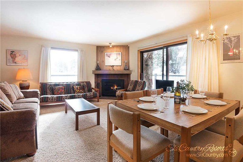 Double Eagle Condos A12 by Ski Country Resorts - Image 1 - Breckenridge - rentals