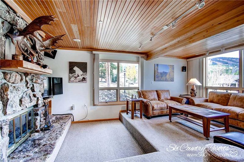 Sunrise Ridge Townhomes 437 by Ski Country Resorts - Image 1 - Breckenridge - rentals