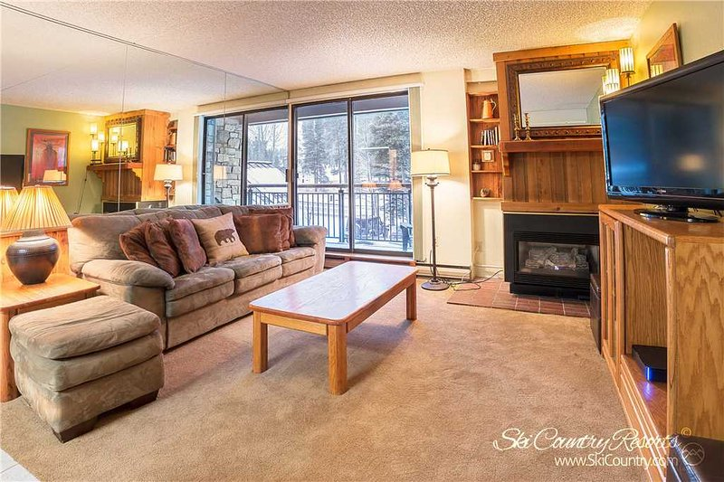 Trails End Condos 215 by Ski Country Resorts - Image 1 - Breckenridge - rentals