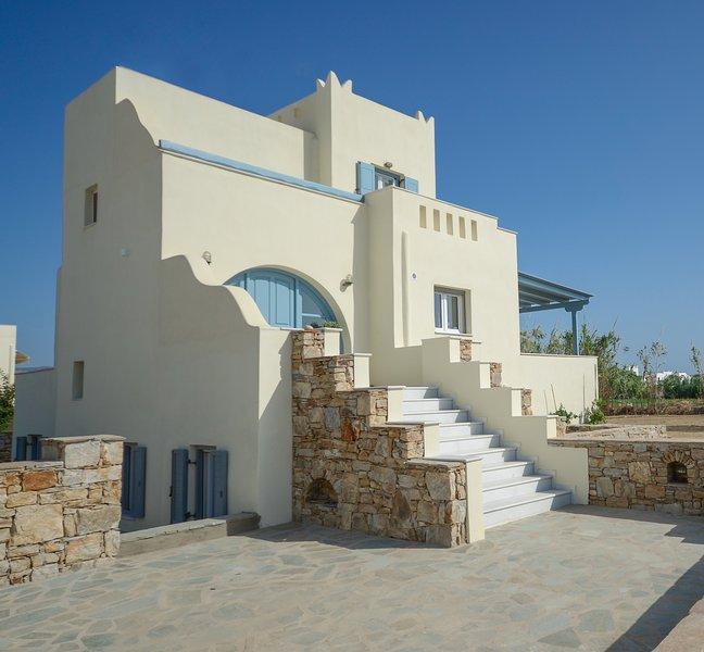 Seaside Naxos    Villa Ariadne   Plaka Beach - Image 1 - Plaka - rentals