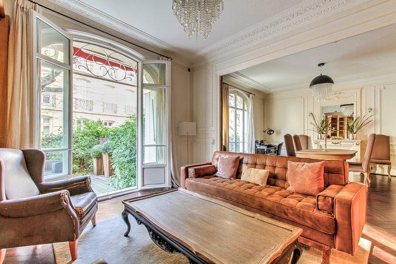 Passy Vignes - Paris is Chic  (FREE TRANSPORT) - Image 1 - Paris - rentals