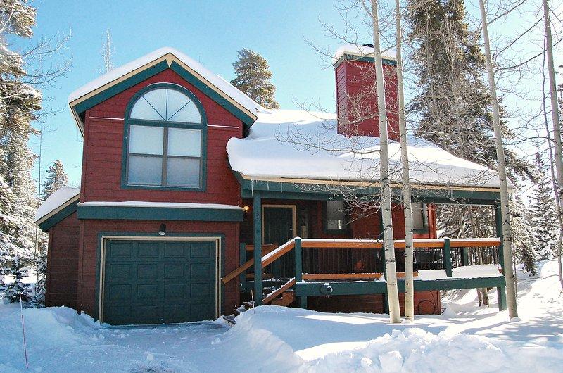 Three Bedroom Vacation Rental - Powder Ridge Chalet - Breckenridge - rentals