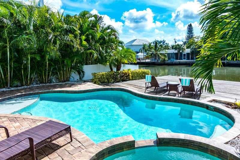 Pool 1 - MANATEE WATCH - Holmes Beach - rentals