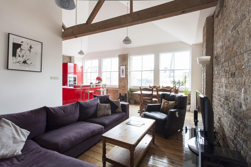 onefinestay - Charlotte Road II private home - Image 1 - London - rentals